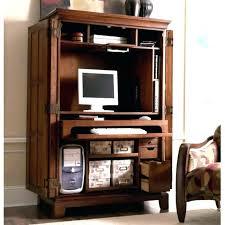 desk corner small computer home office furniture armoire ikea al