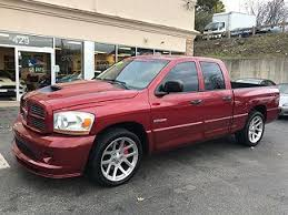 Used Dodge Ram 1500 SRT10 For Sale - CarStory