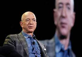 Jeff Bezos to step down as Amazon CEO ...