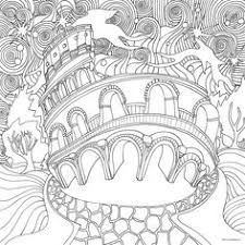 the magical city a colouring book magical colouring books for s lizzie