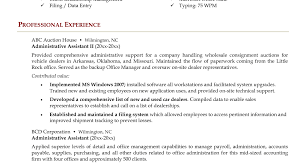 Resume Best Administrative Assistant Resume Sample To Get Job