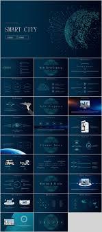 Best Design Presentation Slides Best Smart Technology Powerpoint Template Business
