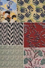 History Of Fabric Design History Of Surface Design Art Deco Art Deco Fabric