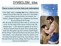 kite runner revision redemption 12 symbolism the