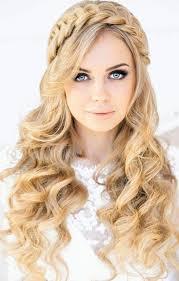 Coiffure Avec Tresse Pour Mariage Coiffure Cheveux Idee
