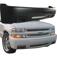 Tahoe 2004 chevy tahoe front bumper : Tahoe Suburban Ss Front Bumper Body Kit 1 For Chevrolet Silverado ...