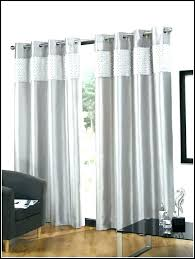 white and silver shower curtain eyelet shower curtain full image for silver faux silk eyelet curtains white and silver shower curtain