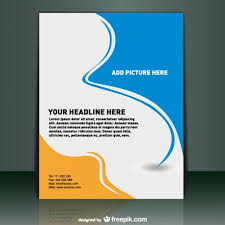Flyer Design Free Flyer Design Templates Psd Free Download Brochure Cover Page