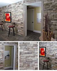 Kitchen Feature Wall Feature Walls Rick Minnings Cultured Stone Work