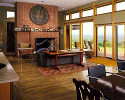 creative home office. Executive Home Office Design Concepts With Fireplace Creative
