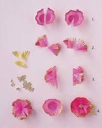 Martha Stewart Paper Flower Paper Flowers Martha Stewart