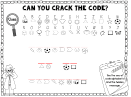 The Classroom Game Nook Crack The Code Freebie