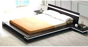 California King Size Platform Beds Elegant King Size Bed Frame ...