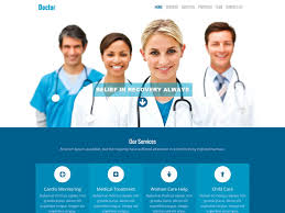 doctor template free download 17 free medical html website templates templatemag