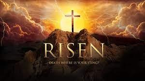 Happy Easter Jesus Resurrection Risen ...