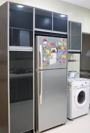 my new favorite spot modern simple kitchen cabinet and kitchen cabinet washing machine