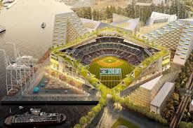 Athletics Ballpark Pictures Information And More Of The
