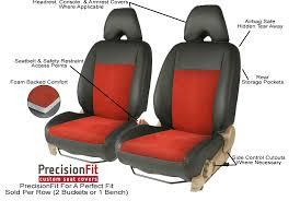 precisionfit seat cover feature callout