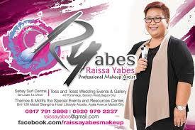 ryabes professional makeup artistry la union bridal hair make up salons la
