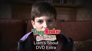 She had brown her and a friendly face. Tracy Beaker Returns Dvd Extra Liam S Shout Youtube