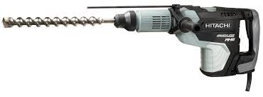 hitachi hammer drill. hitachi dh52me 52mm sds-max rotary hammer drill t
