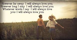 Romantic i miss you messages for husband:: However Far Away Quotes Long Distance Love Quotes Romantic Quotes For Her Love Quotes With Images