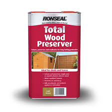 Ronseal Varnish Colour Chart Total Wood Preserver Ronseal