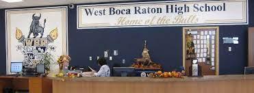 west boca raton community high school