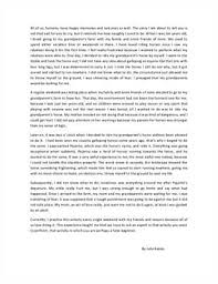 prewriting the narrative essaycomposition  avoid the second person narrative  an important part of the narrative essay