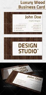 Luxury Wood Business Card Download Now Business Cards Business