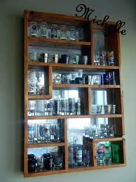 shot glass display ideas shot glass storage ideas everyone should have the proper place to put shot glass