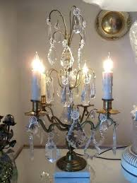 crystal chandelier table lamp antique chandelier table lamps antique french brass crystal chandelier antique brass chandelier table lamp diy crystal