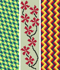 Cross Stitch Bookmark Patterns