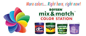 Boysen Virtuoso Color Chart Pacific Paint Boysen Philippines Inc Boysen The No 1