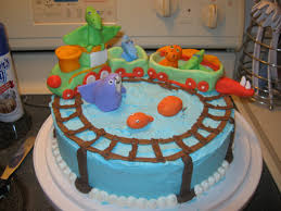 Dinosaur Train Under The Sea Edition Cakes By Katie