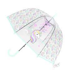 SAFEBET Unicorn Transparent <b>Umbrella</b> Penguin <b>Umbrellas Semi</b> ...