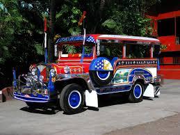 known us jeepneys