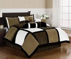 bedding dark brown comforter queen size quilt sets bedding dark brown king size comforters