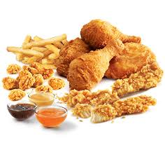 kfc fried chicken bucket. Simple Fried Mixed Bucket Meal With Kfc Fried Chicken M