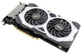 Обзор и тест <b>видеокарты MSI GeForce RTX</b> 2070 Super Ventus ...