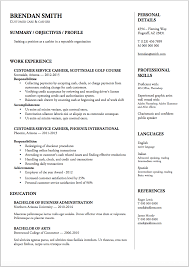 One Free Cashier Resume Sample