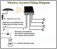 wireless reversing camera wiring diagram images farfisa video backup sensor wiring diagram backup wiring diagrams for car or