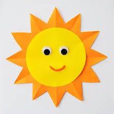 How To Make Face Mask From Chart Paper Paper Sun Kids Crafts Fun Craft Ideas Firstpalette Com
