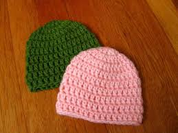 Baby Beanie Crochet Pattern Best Easy Quick Newborn Hat Perfect Basic Hat I've Made Them In