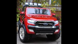 Обзор <b>электромобиля Ford Ranger</b> 4x4 - YouTube