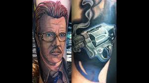 тату пистолет что означает 82 фото татуировки эскизы татуировок