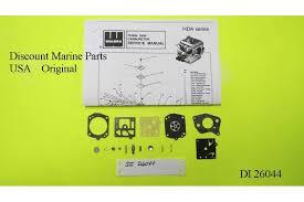 Walbro Carburetor Application Chart Solo 639 645 650 Chainsaw Carburetor Walbro Hda126 Hda127a Hda170a Carb Kit Di 26044