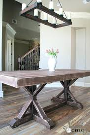 homemade dining table top room tables building plans woodworking bench