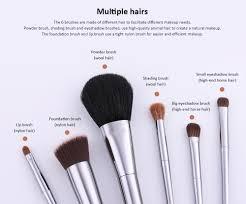 u602 b xm exquisite skin friendly high end makeup brush from xiaomi