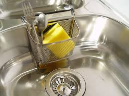 all natural stainless steel kitchen sink cleaner tired of a dirty looking sink learn how to make your own diy kitchen sink
